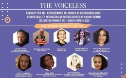 The Voiceless on Women's Day